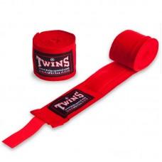 Бинты боксерские (2шт) хлопок с эластаном TWINS (l-5м)