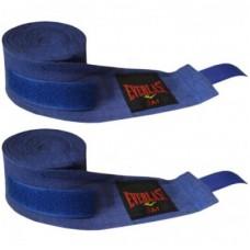 Бинты боксерские (2шт) Х-б EVERLAST BO-3619-4 (l-3м, синие)