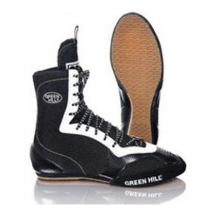 Купить Боксерки низкие BS-0001 Green Hill размер 44