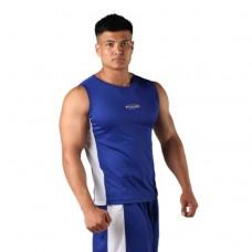 Майка боксерская Berserk Boxing Blue