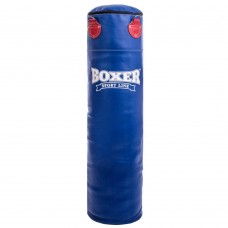 Мешок боксерский Цилиндр Кожа h-120см BOXER Классик 1001-02