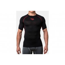 Компрессионная футболка Peresvit Air Motion Black Short Sleeve