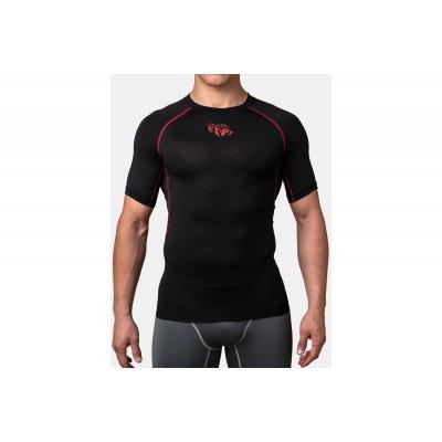Купить Компрессионная футболка Peresvit Air Motion Black Short Sleeve