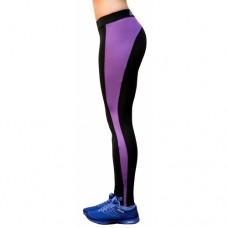 Лосины BERSERK LEGACY purple/black