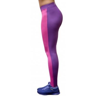Купить Лосины BERSERK SVELTE GIRL pink/purple