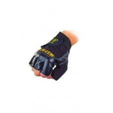 Перчатки спортивные многоцелевые GOLDS GYM BC-3609 кожа