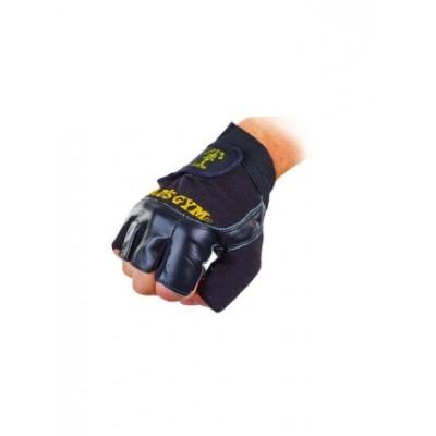 Купить Перчатки спортивные многоцелевые GOLDS GYM BC-3609 кожа