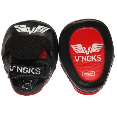 Купить Лапы боксерские V`NOKS FUOCO RED