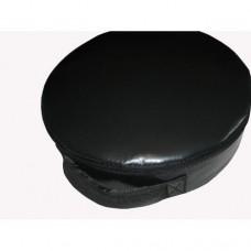 Боксерская круглая макивара Spurt PVS черная