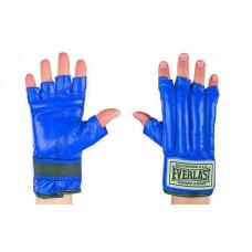 Снарядные перчатки (шингарты) EVERLAST VL-01044 кожа