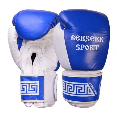 Купить Перчатки БОКС BERSERK SPORT (кожа)