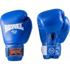 Боксерские перчатки REYVEL Винил 8 унций цвета в ассортименте