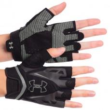 Перчатки для кроссфита и воркаута мужские UAR WorkOut BC-6305