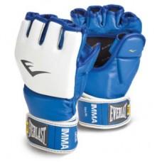 Перчатки для ММА Everlast AMATEUR FIGHT синие (L/XL)