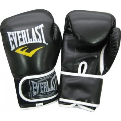 Купить Перчатки боксерские PU EVERLAST BO-3987-BK черный