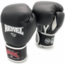 Боксерские перчатки Reyvel (винил Fortuna) 12 унц