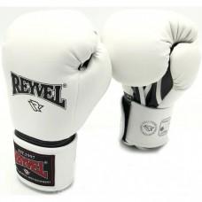 Боксерские перчатки Reyvel (винил Fortuna) 10,12 унц