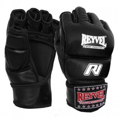 Купить Перчатки REYVEL М1 чёрные винил