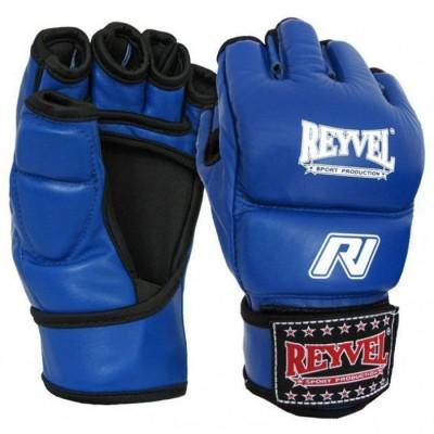 Купить Перчатки REYVEL М1 винил синие