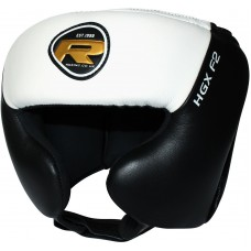 Шлем RDX White с защитой