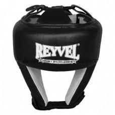 Боксерский шлем REYVEL тип 1 чёрный