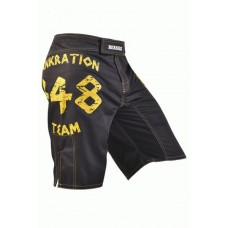 Шорты для MMA BERSERK SPARTAN PANKRATION black