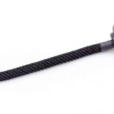 Скакалка с утяжеленным нейлоновым жгутом PS FI-4701 (l-2,7м, d-13мм, черный)