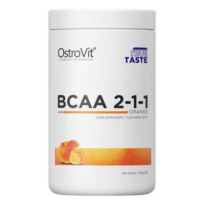 Купить Аминокислоты Ostrovit BCAA 2:1:1 (400 грамм.)