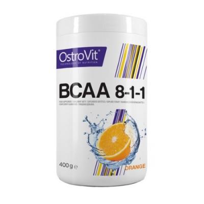 Купить Аминокислоты Ostrovit BCAA 8:1:1 (400 грамм.)