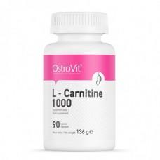 Л-Карнитин OstroVit L-Carnitine 1000 (90 капсул.)