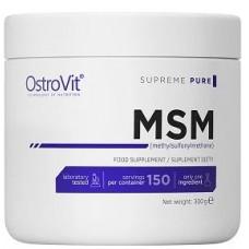 Для суставов и связок OstroVit MSM (300 грамм.)