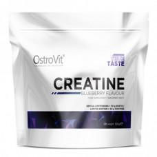Креатин OstroVit Creatine Limited Edition 550 g /220 servings/ Blueberry