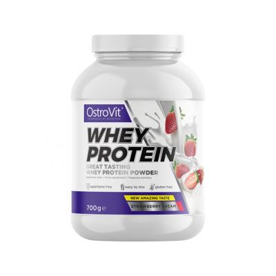 Протеин Ostrovit WPC 80. EU (Whey Protein 80%) (900 грамм.)