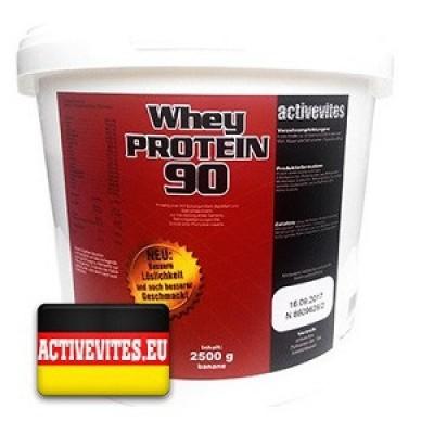 Протеин Activevites WHEY PROTEIN 90 2,5 кг.