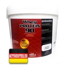 Протеин Activevites WHEY PROTEIN 90 4 кг.