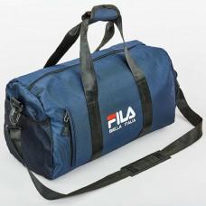Сумка для спортзала FILA GA-8088 (черный, синий)