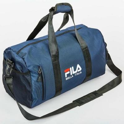 Купить Сумка для спортзала FILA GA-8088 (черный, синий)