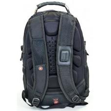 Рюкзак городской Victorinox Swiss Gear V-7225 черный