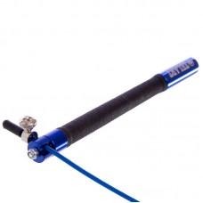 Скакалка профессиональная  ZELART со стальным тросом скоростная с подшип. FI-5345 l-3м, d-2,6мм