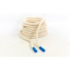 Канат для кроссфита COMBAT BATTLE ROPE UR R-4052(КН26) (хлопок, l-10м, d-2,6см)