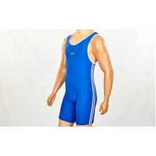 Трико для борьбы и тяжелой атлетики ASICS CO-5440-B синий