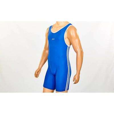 Купить Трико для борьбы и тяжелой атлетики ASICS CO-5440-B синий