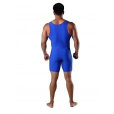 Трико BERSERK wrestling basic blue