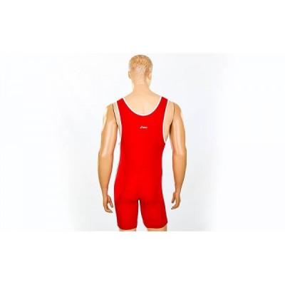 Купить Трико для борьбы и тяжелой атлетики  ASICS CO-5440-R красный